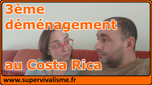 3ème déménagement en 6 mois : notre 4ème maison au Costa Rica