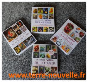 4 livres à avoir quand on est survivaliste