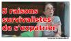 5 raisons survivalistes de s'expatrier