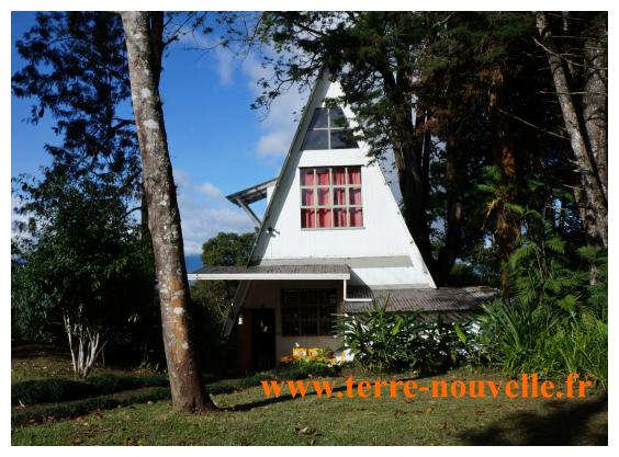 Chalet A-Frame, en forme de A, au Costa-Rica : une architecture unique et un design génial !