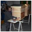 Apiculture : 2 ruches et bientôt des abeilles