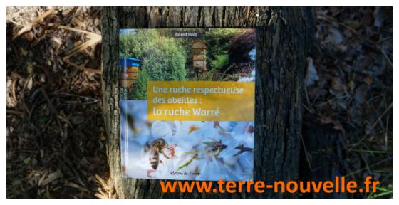 La ruche populaire de l'Abbé Warré : une ruche respectueuse des abeilles