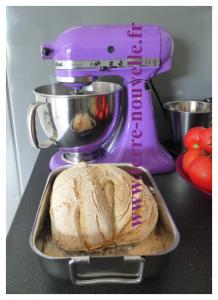 Comment je fais mon pain maison