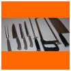 couteaux de cuisine et outil pour depecer gibier