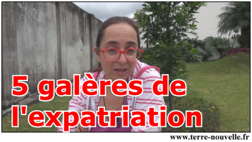 Expatriation : 5 galères de l'expatriation
