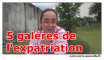 Expat 5 galères de l'expatriation