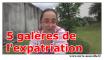 Expat 5 galères de l'expatriation
