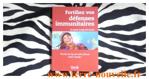 Fortifiez vos défenses immunitaires