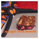 Gâteau d'Halloween au chocolat