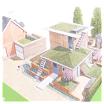 la maison bio-économique