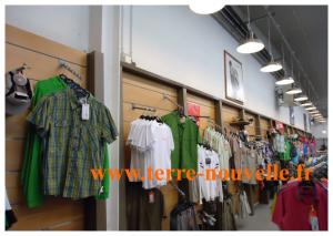 Magasin d'usine Lafuma à Anneyron : vêtements techniques et vêtements de randonnée à prix d'usine