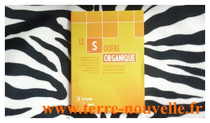 Le Soufre organique, l'oligo-élément indispensable à votre santé