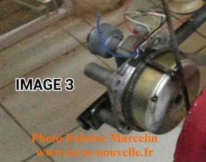 Matériel de récupération utilisé par Fabrice Marcelin, Niger