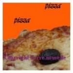 Pizza maison et sa pâte