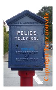 San Francisco : téléphone direct avec la Police