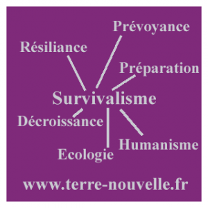 Survivalisme : faut-il changer le mot, le préciser ?