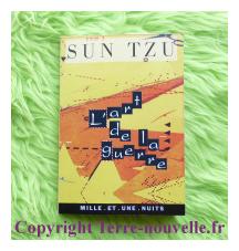 Un livre à connaître en tant que survivaliste : Sun Tzu, l'Art de la Guerre
