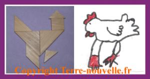 Survivalisme familial : bientôt des poules et un poulailler