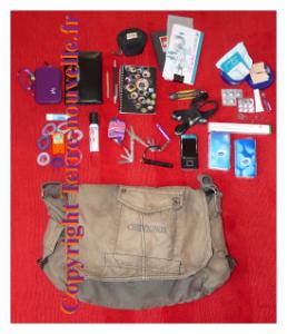 Survivalisme pour les femmes : l'EDC, everyday carry des femmes