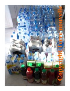 Survivalisme : quelle réserve en eau et boissons conseillée par les survivalistes