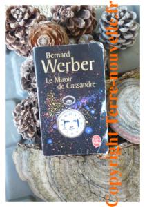 Roman survivaliste : le Miroir de Cassandre de Bernard Werber
