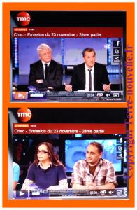 Terre-nouvelle.fr sur CHACH l'émission de Christophe Dechavanne TMC