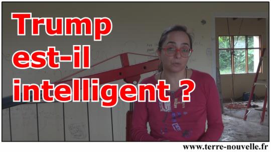 Donald Trump est-il intelligent  ?