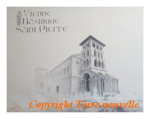 Basilique Saint Pierre de Vienne
