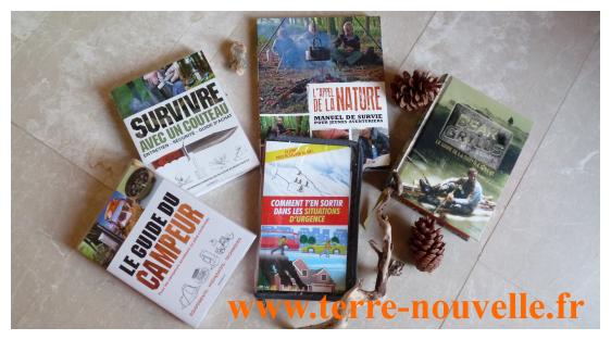 5 meilleurs livres de survie pour nos ados terre nouvelle - Livre de cuisine pour ado ...