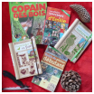 5 livres pour enfants trappeurs aventuriers