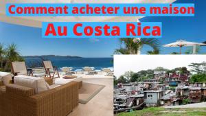 Comment acheter une maison au COSTA RICA