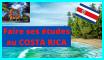 Faire ses études au Costa Rica