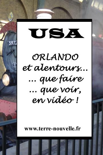 Que faire, que visiter à Orlando et alentours (il n'y a pas que les parcs !) : en vidéo