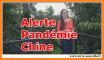 alerte pandémie coronavirus chine