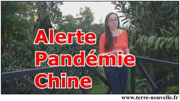 Alerte pandémie Chine Coronavirus : que faire en cas de Pandémie