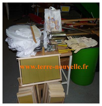 Apiculture : le matériel pour débuter en apiculture