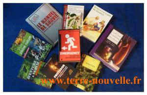 Bibliothèque survivaliste de base : les 10 livres les plus lus par les survivalistes