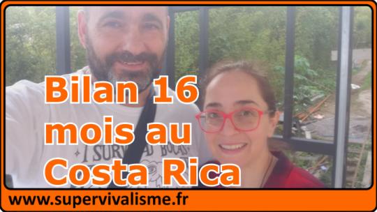 Bilan de 16 d'expatriation au Costa Rica d'une famille française