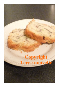 Cake champignons jambon emmental