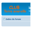 Club Terre nouvelle