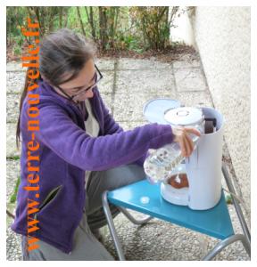 Comment détartrer une cafetière avec du vinaigre blanc