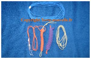 Comment fabriquer un bracelet en paracorde, en vidéo