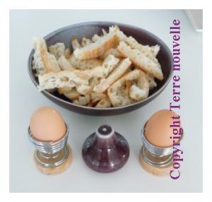 Temps de cuisson des oeufs à la coque : comment faire cuire les oeufs à la coque
