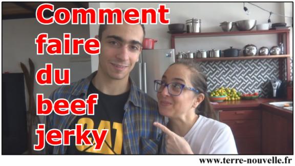Comment faire du boeuf séché façon Beef Jerky : notre méthode