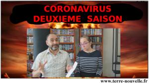 Coronavirus : 2ème Saison