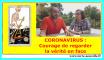Coronavirus : courage de regarder la vérité en face
