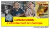 coronavirus : l'effondrement économique