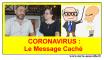 coronavirus : message caché