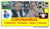 coronavirus prédictions remèdes censure et haters