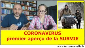 Coronavirus : premier aperçu de la survie